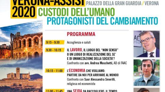 Verona Assisi 2020 - Servizio Telepace